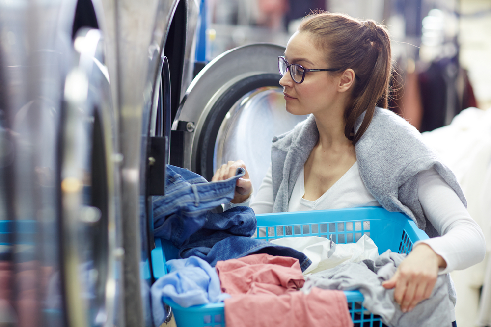 wash and fold laundry service in western illinois and st charles, missouri